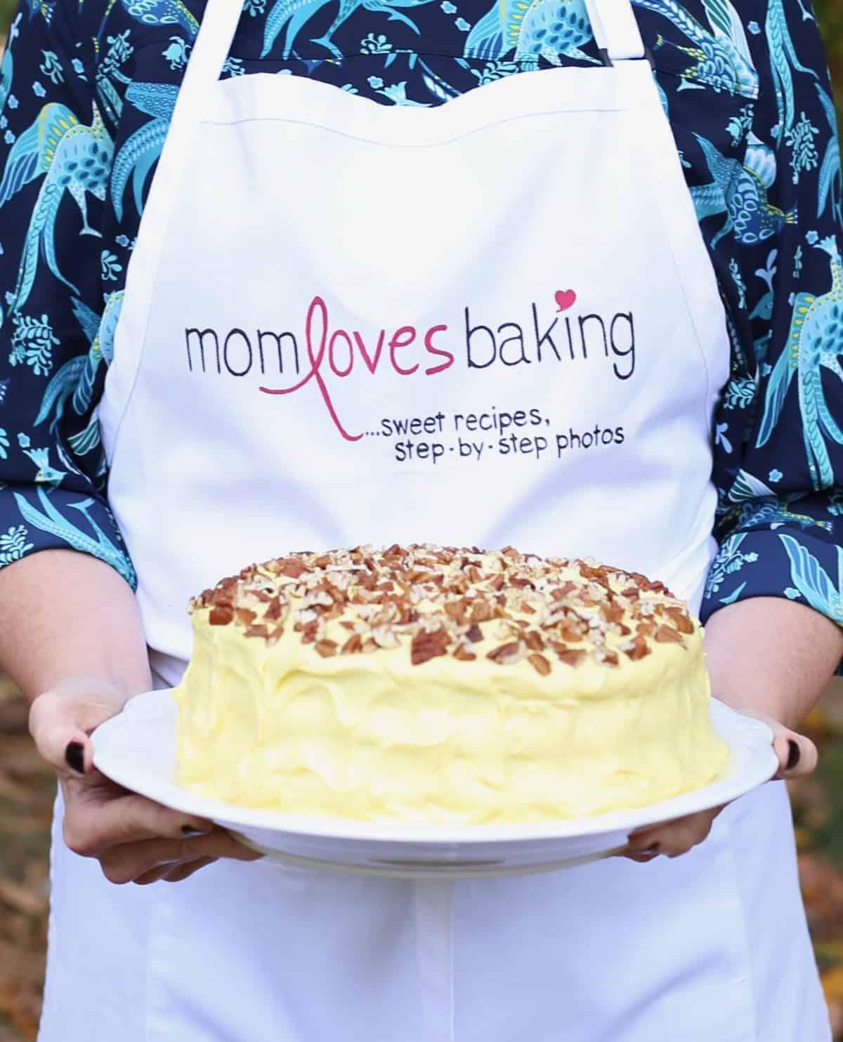 Recipe 1 2 3 4 cake