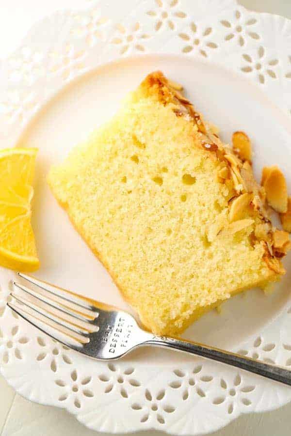 Sara's Lemon Bread for Church Bake Sale