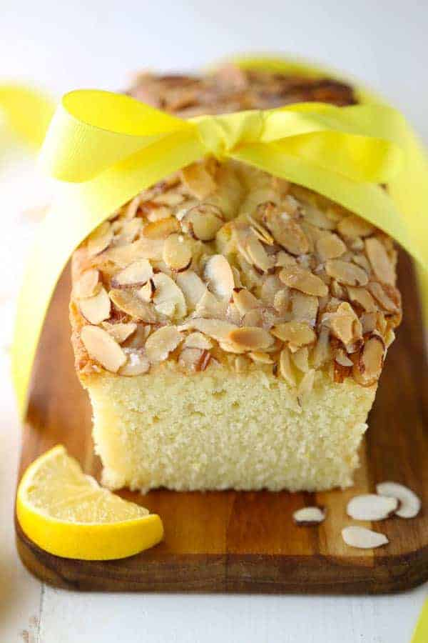 Sara's Lemon Bread for Church Bake Sale