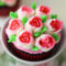 Rose Cupcakes with Russian Pastry Tips