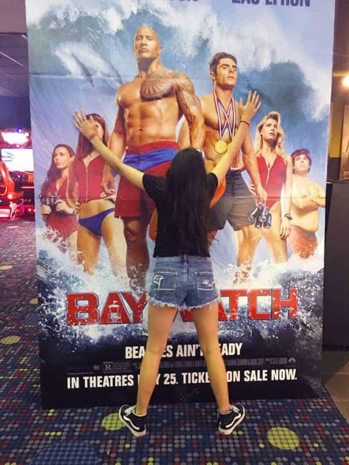 Baywatch Movie