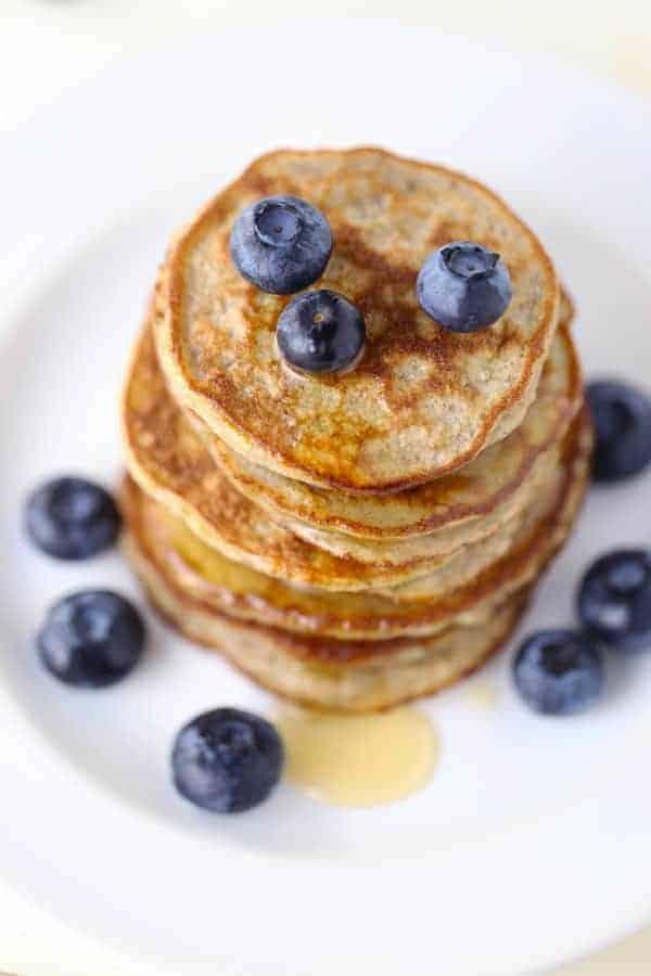 Silver Dollar Pancakes Mom Loves Baking