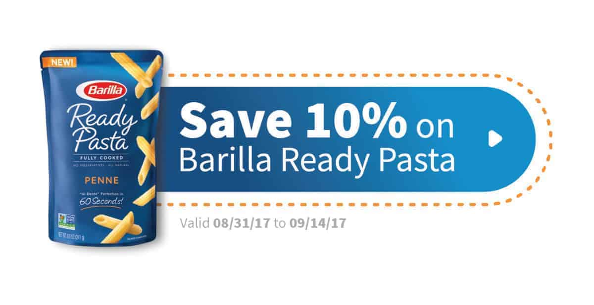 Barilla Coupon Badge