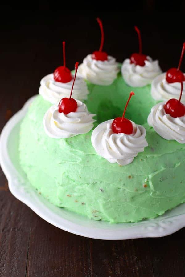 Watergate Cake
