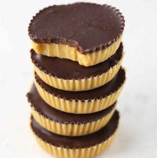 Easy Peanut Butter Cups