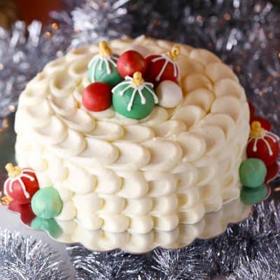 Southern Living Christmas White Cake