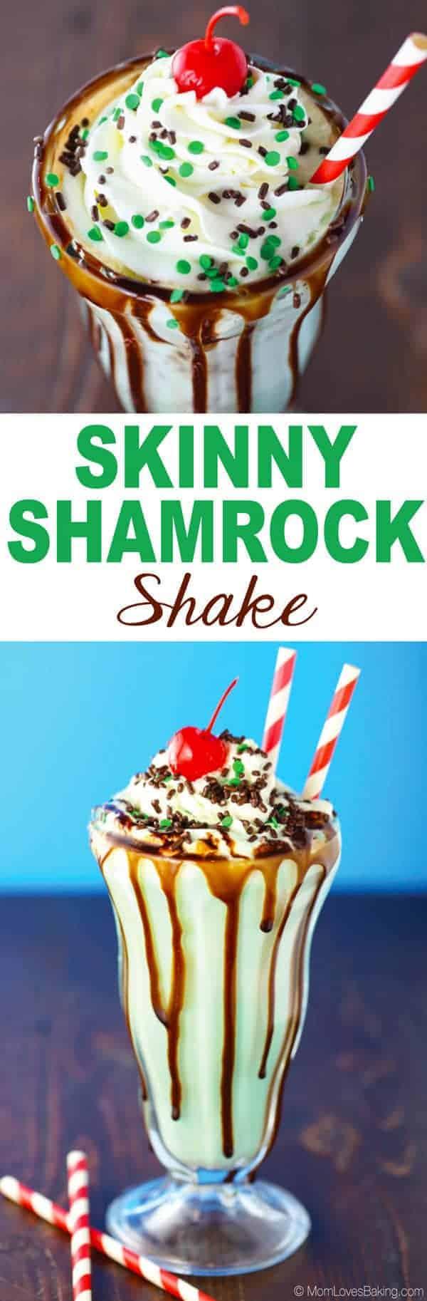 Skinny Shamrock Shake