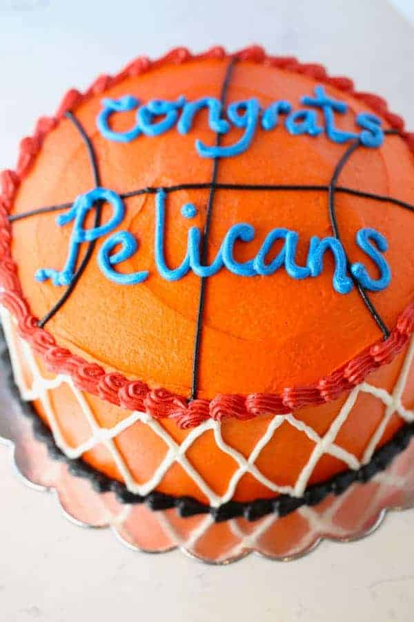Awesome Wacky Chocolate Basketball Theme Cake Mom Loves Baking Funny Birthday Cards Online Alyptdamsfinfo