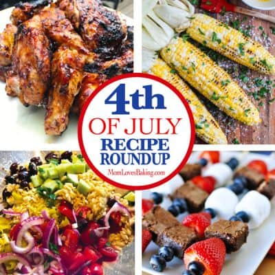 July Fourth Recipes
