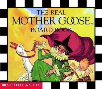 Mother Goose Board Book for babies