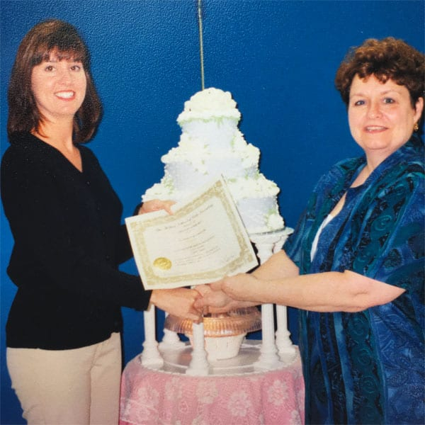 Wilton Master Cake Decorating Course