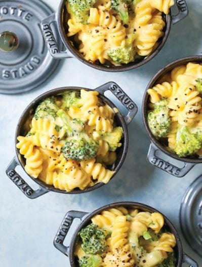 Instant pot brocoli mac and cheese