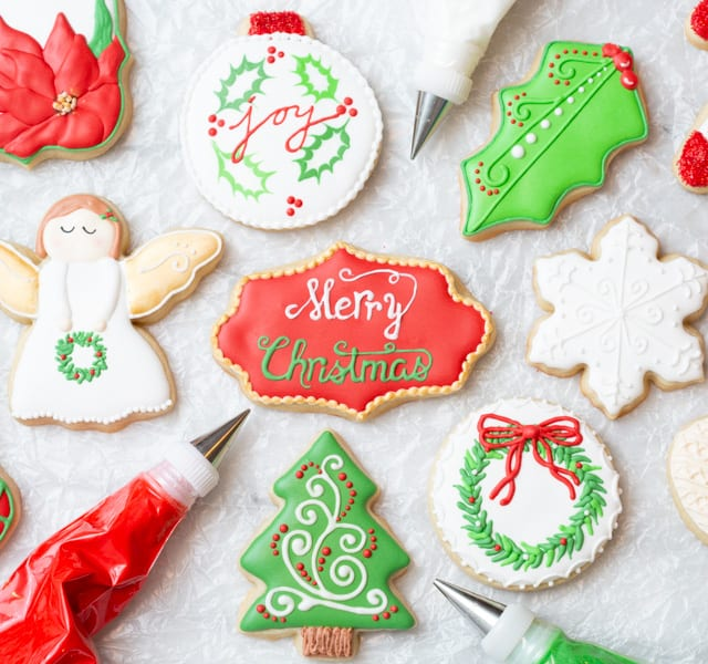 Grandma S Christmas Cutout Sugar Cookies