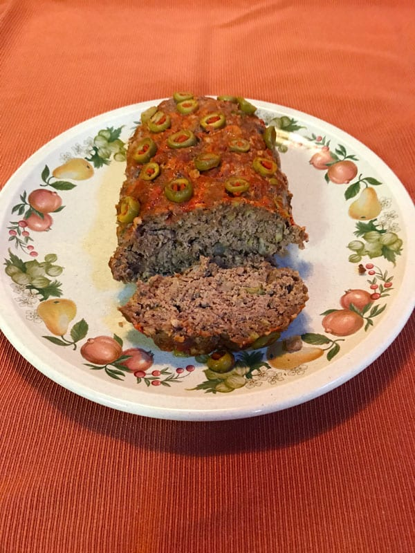 Nana's Easy Meatloaf Recipe