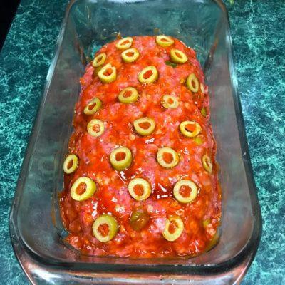 Nana's Easy Meatloaf Recipe