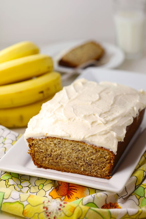 Grandma's Best Ever Banana Bread