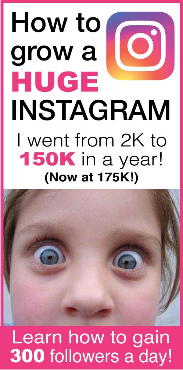 How to grow Instagram
