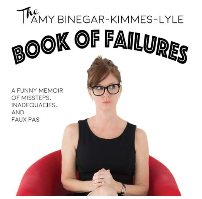 The Amy Lyle Book of Failures Memoir
