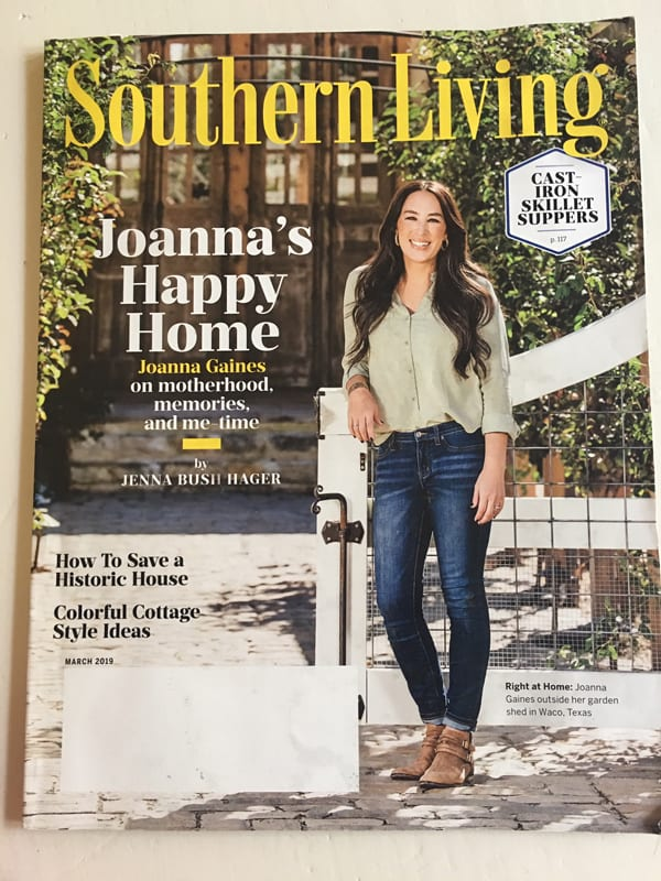 Southern Living Magazine