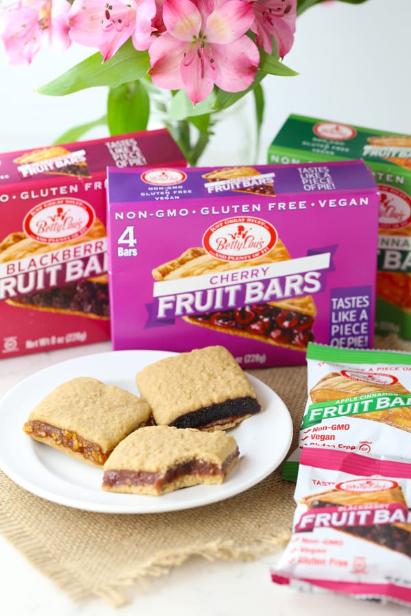 Betty Lou's Fruit Bars