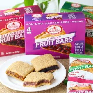 Betty Lou's Fruit Bars