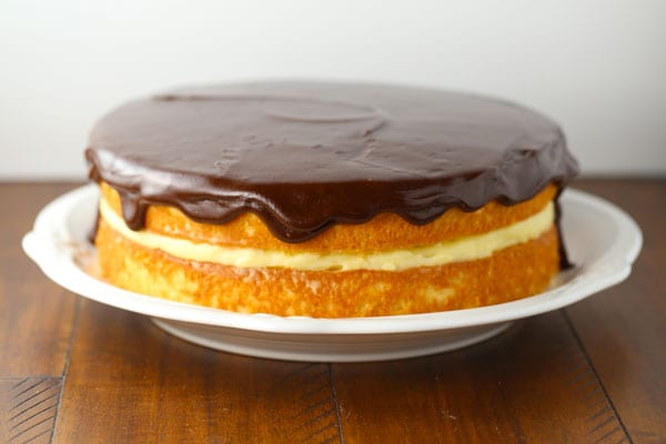 Prime Boston Cream Pie Birthday Cake Mom Loves Baking Personalised Birthday Cards Paralily Jamesorg
