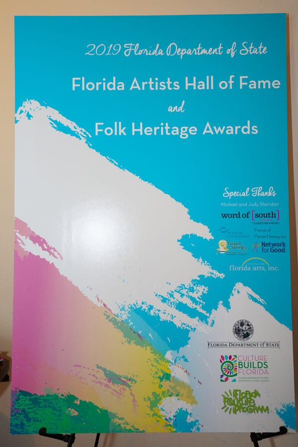 Florida Folk Heritage Award 2019