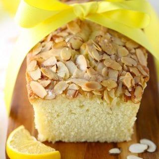 Sara's lemon bread