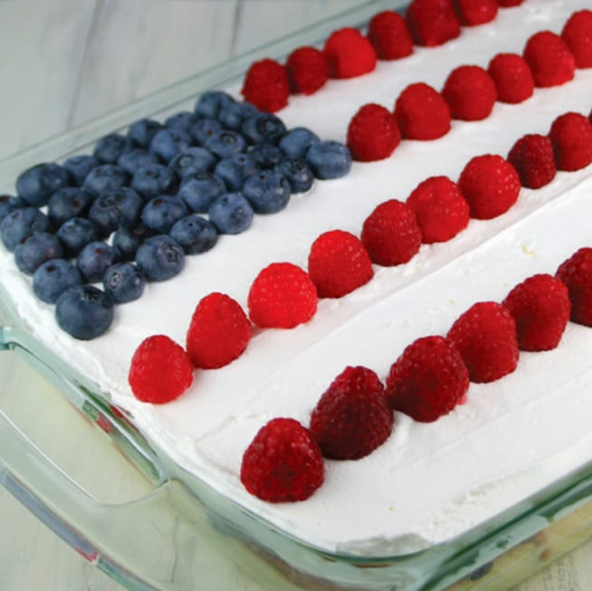 All American English Trifle