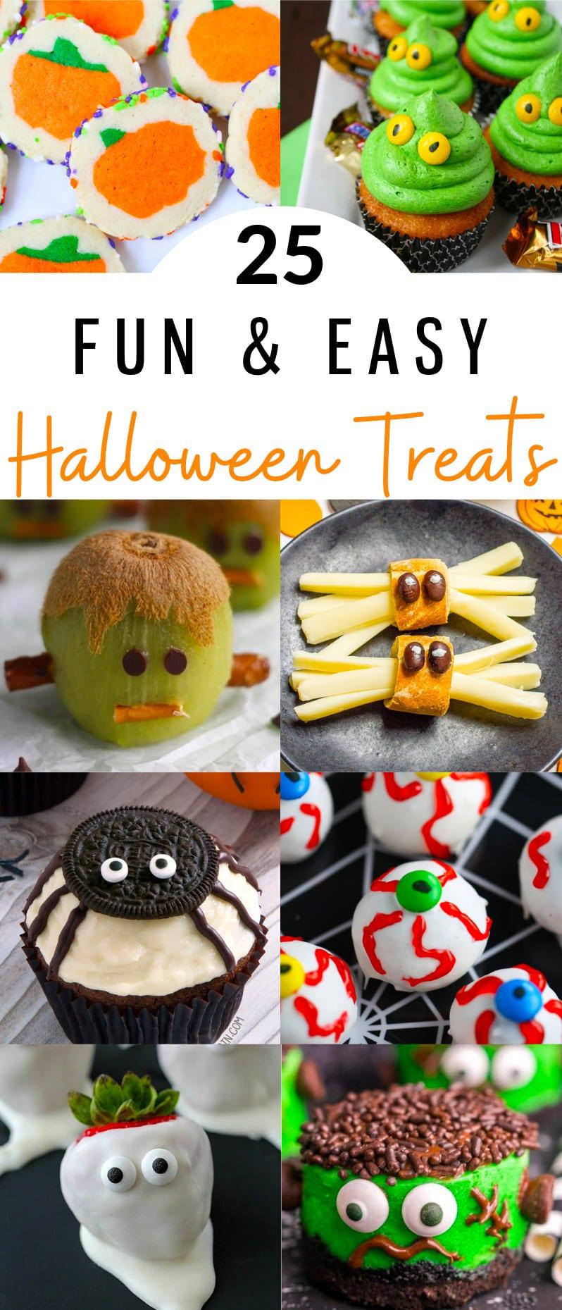 25 Fun And Easy Halloween Treats Roundup Mom Loves Baking