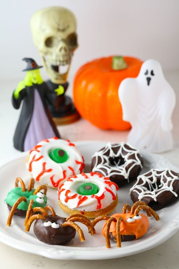 Scary good donuts