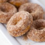 Gluten Free pumpkin apple cider donuts
