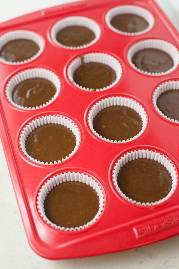 Baking Gluten free vegan hostess cupcakes