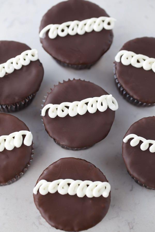 Gluten free vegan hostess cupcakes