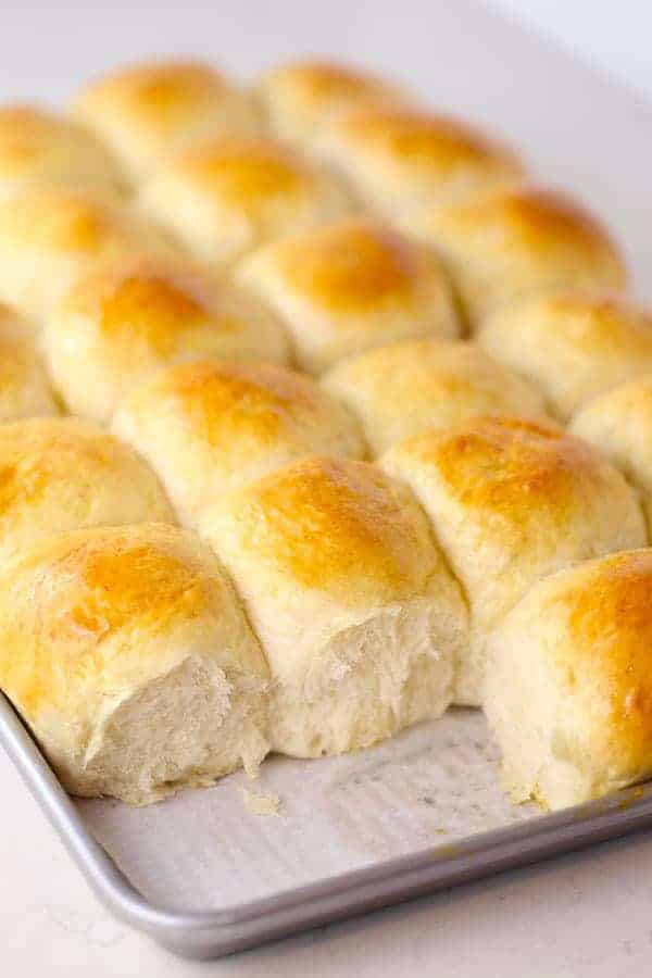 The best homemade rolls you'll ever taste