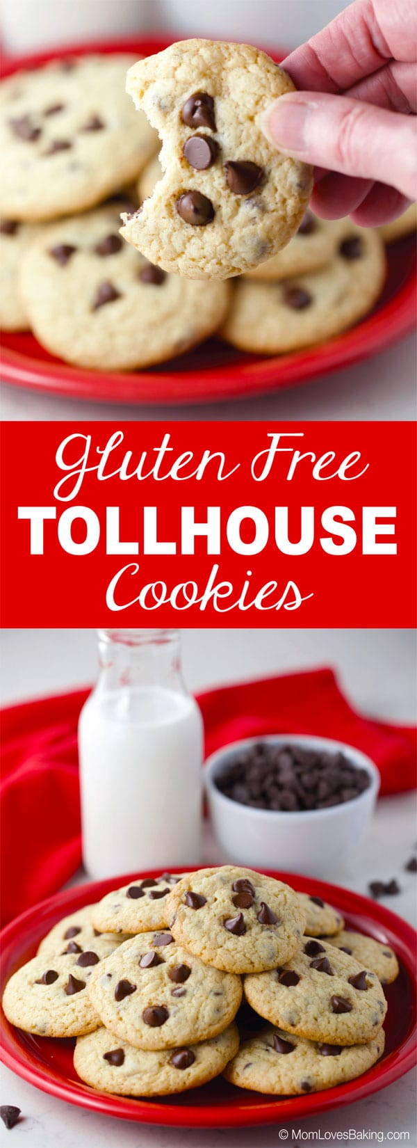 Gluten free tollhouse chocolate chip cookies