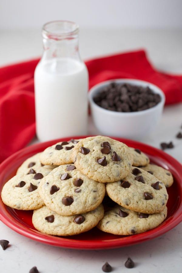Gluten free tollhouse cookies