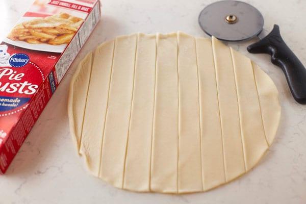 Pillsbury ready made pie dough