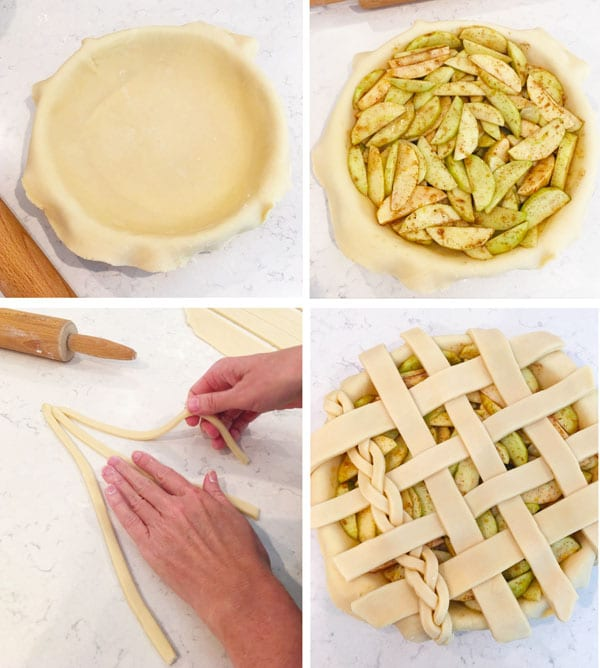 How to make the best ever apple pie