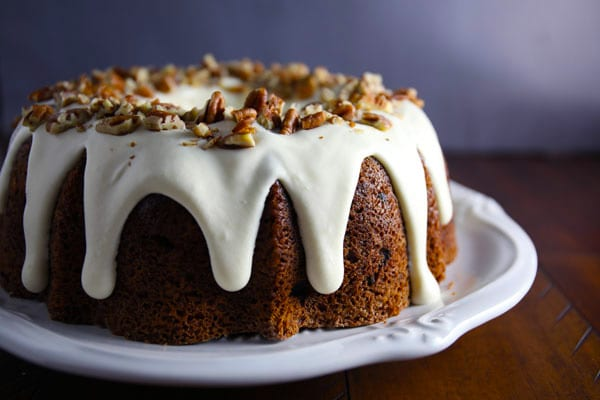 Grandma's husband cake a vintage recipe for spice bundt cake