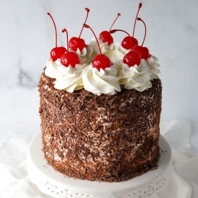 Traditional German Black Forest Cake recipe