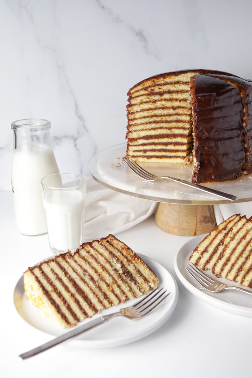 Southern little layer cake